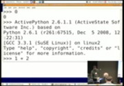 Image from PyCon 2009: Python 102 (Part 1 of 3)
