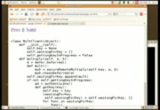 Image from PyCon 2009: Using Twisted Deferreds (Part 2 of 3)