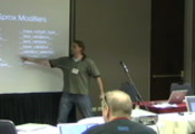 Image from PyCon 2009: Intermediate Turbogears (Part 3 of 3)