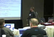 Image from PyCon 2009: Intermediate Turbogears (Part 2 of 3)