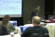 Image from PyCon 2009: Intermediate Turbogears (Part 1 of 3)