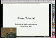 Image from Introduction to Pinax