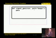 Image from PyCon 2009: About Python Namespaces (and Code Objects) (#46)