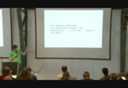 Image from Lightning Talks (day 3)