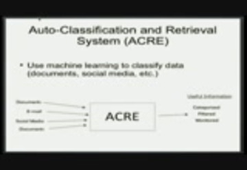 Document Classification with Machine Learning