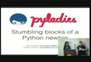 Image from Stumbling blocks of a Python newbie
