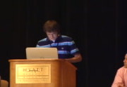 Image from Panel: Python in Schools: Teaching It and Teaching With It.