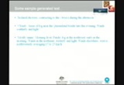 Image from PyConAU 2010: Using Python for Natural Language Generation and Analysis