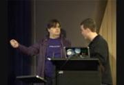 Image from PyConAU 2010: Keynote: Nick Hodge;