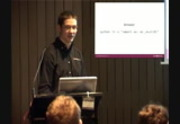 Image from PyConAU 2010: Making your Python code fast
