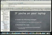 Image from PyGotham 2011: Machine Learning for Web Developers