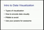 Image from PyGotham 2011: Intro to Data Visualization