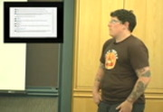 Image from PyGotham 2011: Boosting the numbers: Python for Women and Doing Distributed Organizing of Workshops