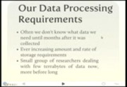 Image from PyOhio 2010: Processing Large Datasets with Hadoop and Python
