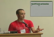 Image from PyOhio 2011: Consuming Web APIs with Python