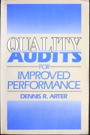 quality audits for improved performance essay Improved using that insight  quality measurement systems for performance assessment in the world is the quality  getting the measure of quality.