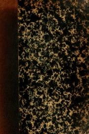 Quarante-cinq années de ma vie, 1770- à 1815;