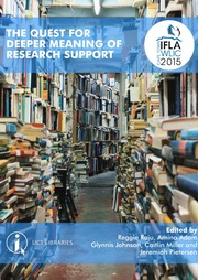 The quest for a deeper meaning of research support