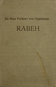 Rabeh und das Tschadseegebiet