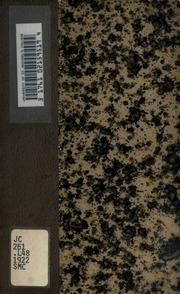 Races, nationalités, états