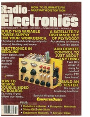 Radio Electronics Magazine : Free Texts : Free Download