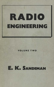 Radio engineering vol 2 e k sandeman free download radio engineering vol 2 e k sandeman free download streaming internet archive fandeluxe Image collections