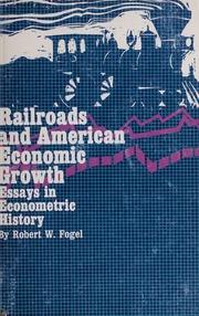 essays econometric history