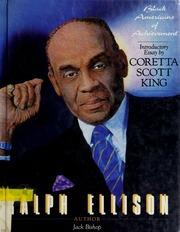 Ralph Ellison; a collection of critical essays,