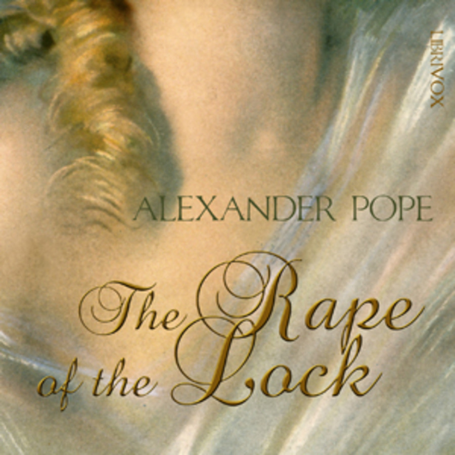 The Rape of the Lock : Alexander Pope : Free Download