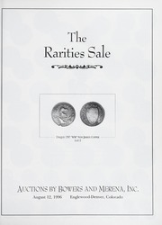 The Rarities Sale