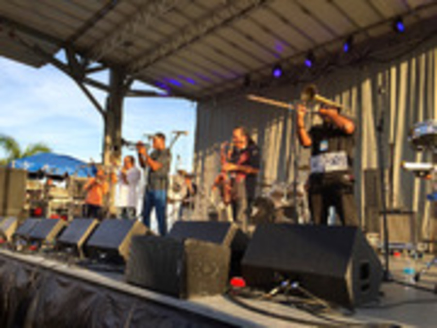 Rebirth Brass Band Live at Vinoy Park on 2015-01-17 : Free Download