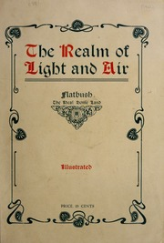 The     realm of light and air