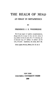 the development of metaphysics in persia muhammad iqbal the realm of mind an essay in metaphysics