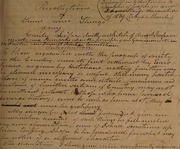 Recollections of times and things of my early life [manuscript] : with a sketch of recent improvements, and remarks upon the principles of our government, on our parties & our frequent political condition / [Epaphras Hoyt]