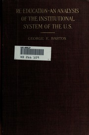 an introduction to the analysis of education system in the united states The decline of the us education system - education in the united states has long been a concerned issue for teachers, parents, and communities.