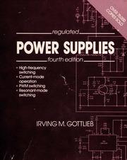Regulated power supplies : Gottlieb, Irving M : Free