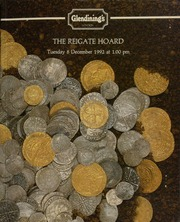 The Reigate Hoard of medieval gold and silver coins, the property of Roger Mintley, Esq., [containing] gold nobles, half-nobles, and quarter-nobles from Edward III to Henry IV, Anglo-Gallic saluts d'or, silver groats, halfgroats, and pence of the Edwards to Henry VI ... [12/08/1992]