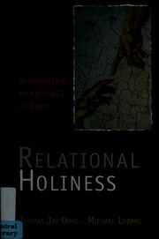 The pursuit of holiness bridges jerry free download borrow borrow relational holiness fandeluxe Images