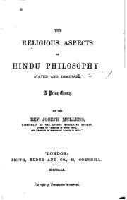Essay on hindu religion