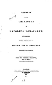 an analysis of life of napoleon Immediately download the napoleon i of france summary, chapter-by-chapter analysis, book notes, essays, quotes, character descriptions, lesson plans, and more - everything you need for studying or teaching napoleon i of france.