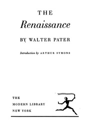 The renaissance walter pater free download amp streaming the renaissance walter pater free download amp streaming internet archive fandeluxe Images