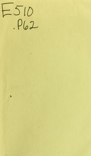 A review by Judge Pierrepont of Gen. Butler's defense, before the House of representatives, in relation to the New Orleans gold
