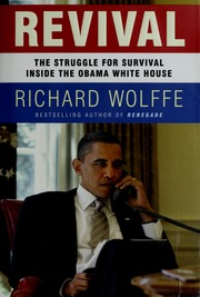 revival the struggle for survival inside the obama white house