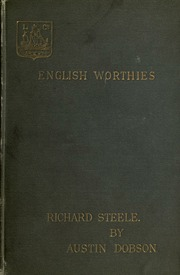 essays by sir richard steele