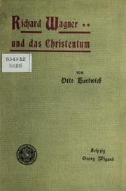 Richard Wagner und das christentum