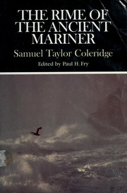 the rime of the ancient mariner complete authoritative texts of  the rime of the ancient mariner complete authoritative texts of the 1798 and 1817 versions biographical and historical contexts critical history
