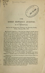 the patriot robert browning essay