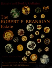 Robert E. Branigan Estate