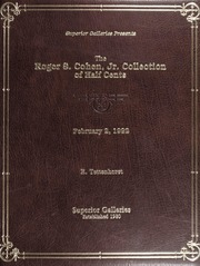 The Roger S. Cohen, Jr. Collection of Half Cents