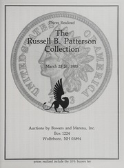 The Russell B. Patterson Collection
